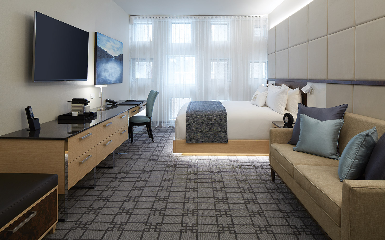 Boutique luxury hotels in montreal quebec le mount for Designhotel 21